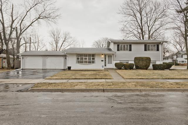 301 Gettysburg Street, Park Forest, IL 60466 (MLS #10311695) :: The Dena Furlow Team - Keller Williams Realty