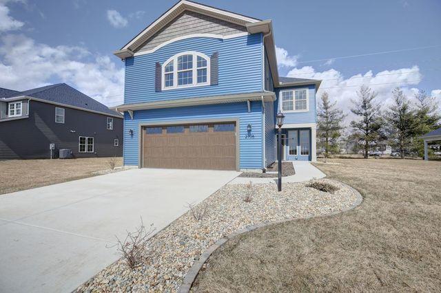 2706 E Stone Creek Boulevard, Urbana, IL 61802 (MLS #10311761) :: Ryan Dallas Real Estate