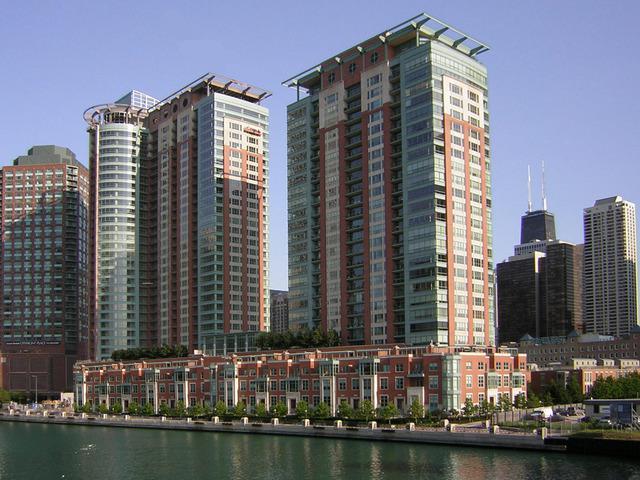 445 E North Water Street #2605, Chicago, IL 60611 (MLS #10311788) :: HomesForSale123.com