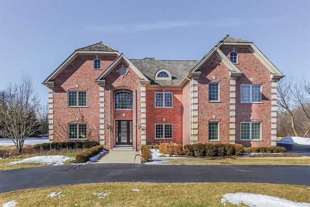50 Lakeview Lane, Barrington Hills, IL 60010 (MLS #10311825) :: HomesForSale123.com