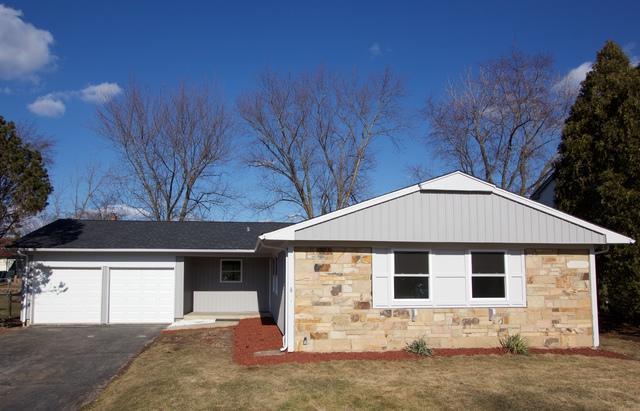 460 Castlewood Lane, Buffalo Grove, IL 60089 (MLS #10311923) :: The Dena Furlow Team - Keller Williams Realty