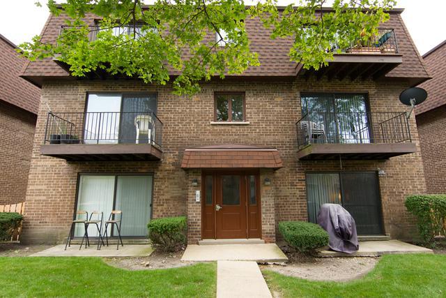 9813 Bianco Terrace D, Des Plaines, IL 60016 (MLS #10311943) :: Helen Oliveri Real Estate