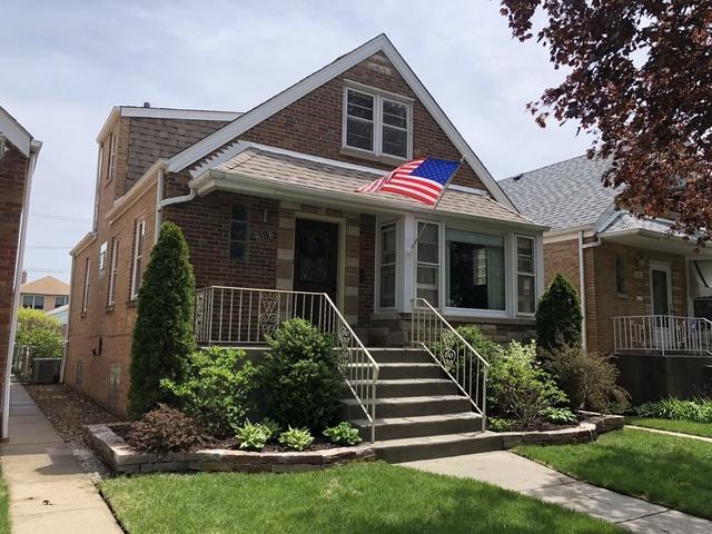 5313 N Mulligan Avenue, Chicago, IL 60630 (MLS #10312025) :: Baz Realty Network   Keller Williams Preferred Realty