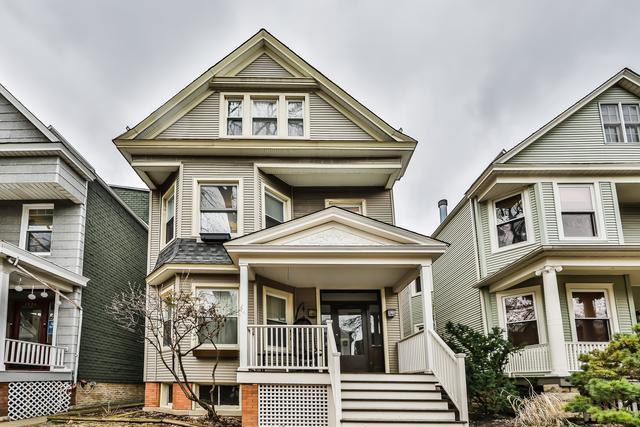 3924 N Oakley Avenue #2, Chicago, IL 60618 (MLS #10312059) :: HomesForSale123.com