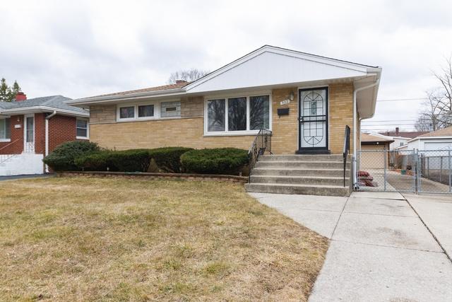 322 Merrill Avenue, Calumet City, IL 60409 (MLS #10312072) :: Baz Realty Network | Keller Williams Preferred Realty