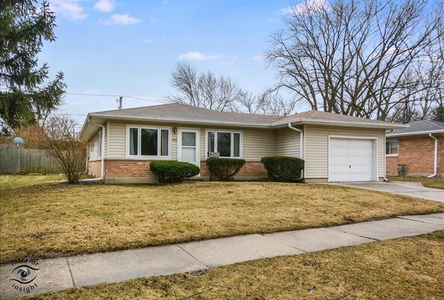 363 Waverly Street, Park Forest, IL 60466 (MLS #10312078) :: The Dena Furlow Team - Keller Williams Realty