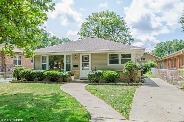 2813 Oakton Street, Park Ridge, IL 60068 (MLS #10312134) :: HomesForSale123.com