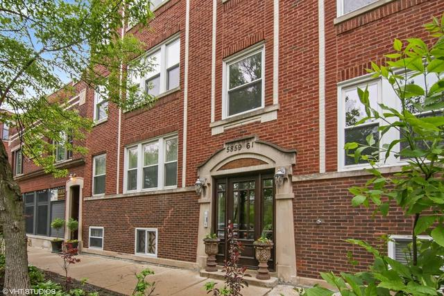 5861 N Glenwood Avenue G, Chicago, IL 60660 (MLS #10312143) :: HomesForSale123.com