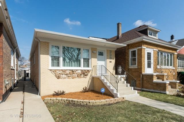 3410 W 54th Place, Chicago, IL 60632 (MLS #10312184) :: The Dena Furlow Team - Keller Williams Realty