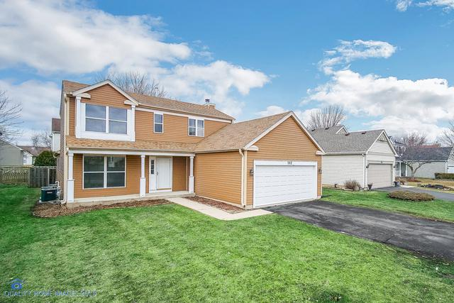 102 Lisk Drive, Hainesville, IL 60030 (MLS #10312224) :: The Perotti Group   Compass Real Estate