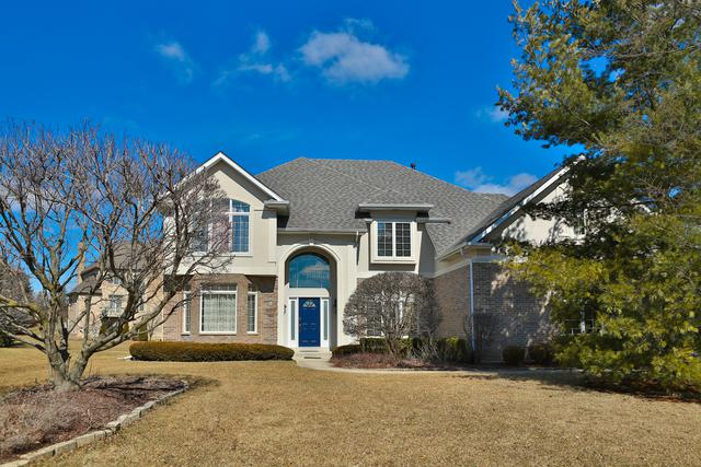6817 Fieldstone Drive, Burr Ridge, IL 60527 (MLS #10312228) :: The Perotti Group   Compass Real Estate
