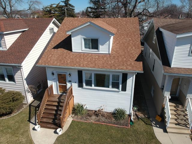 5931 N Newburg Avenue, Chicago, IL 60631 (MLS #10312237) :: The Perotti Group   Compass Real Estate