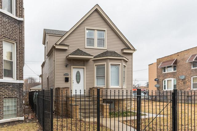 5538 W Monroe Street, Chicago, IL 60644 (MLS #10312241) :: The Perotti Group   Compass Real Estate