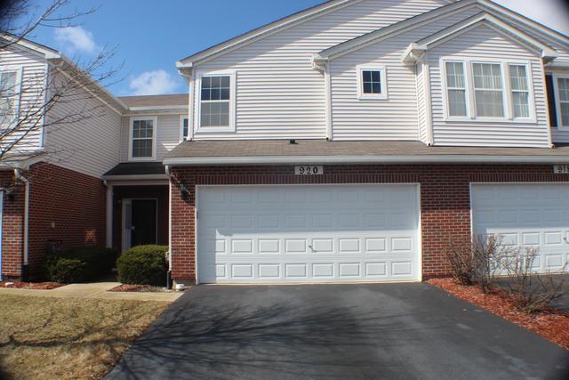 920 Fieldside Drive #1215, Matteson, IL 60443 (MLS #10312305) :: HomesForSale123.com