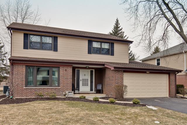 1720 N Burning Bush Lane, Mount Prospect, IL 60056 (MLS #10312352) :: Helen Oliveri Real Estate