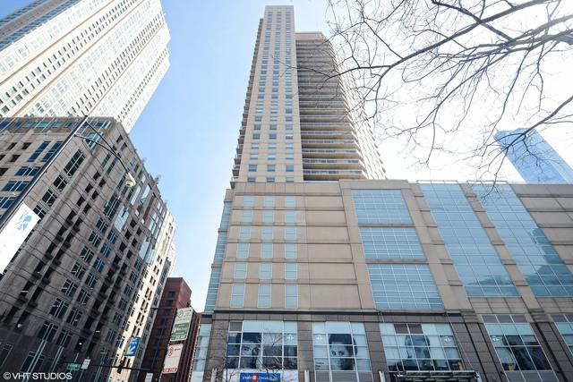 545 N Dearborn Street #3205, Chicago, IL 60654 (MLS #10312412) :: Property Consultants Realty