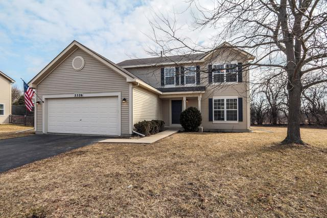 2526 Wild Dunes Court, Aurora, IL 60503 (MLS #10312424) :: The Dena Furlow Team - Keller Williams Realty