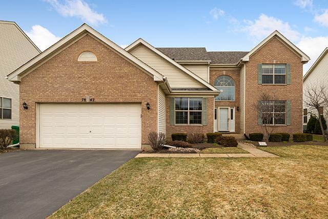 7842 Nursery Drive, Gurnee, IL 60031 (MLS #10312452) :: Helen Oliveri Real Estate