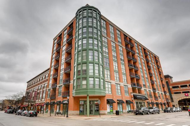 1 S Highland Avenue #705, Arlington Heights, IL 60005 (MLS #10312480) :: Helen Oliveri Real Estate