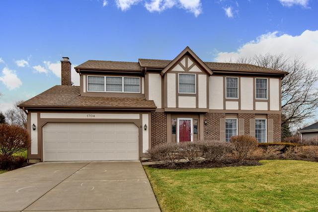 1704 Juliet Lane, Libertyville, IL 60048 (MLS #10312491) :: Helen Oliveri Real Estate
