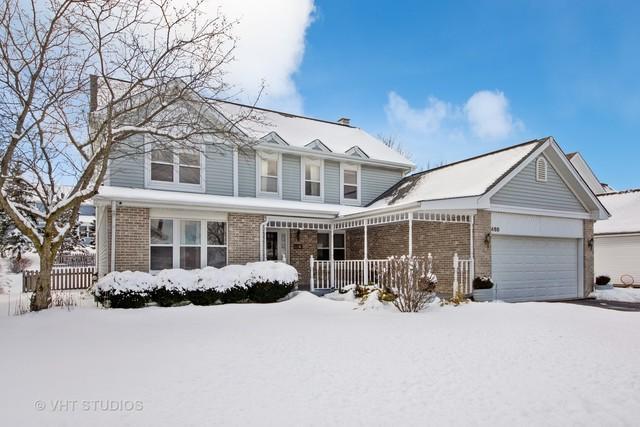468 Chesterfield Lane, Vernon Hills, IL 60061 (MLS #10312510) :: Helen Oliveri Real Estate