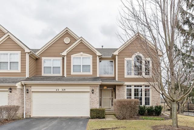 4369 Exeter Lane, Northbrook, IL 60062 (MLS #10312529) :: Helen Oliveri Real Estate