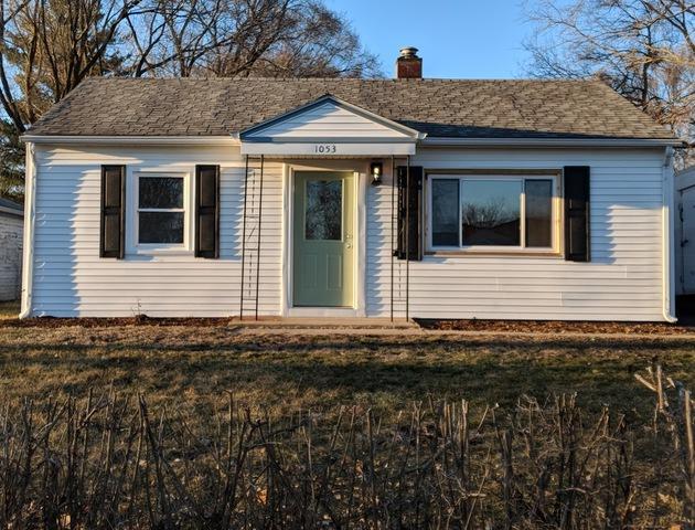 1053 Bel Aire Drive, Rantoul, IL 61866 (MLS #10312541) :: Ryan Dallas Real Estate