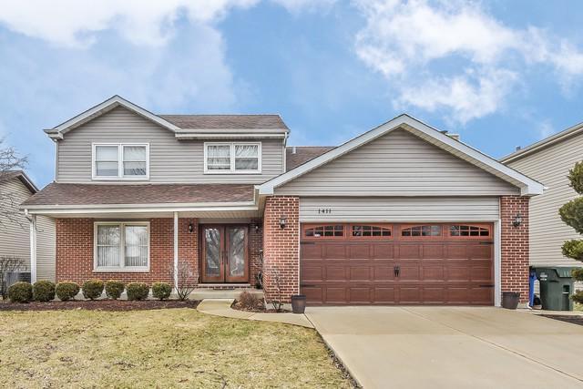 1411 S 4th Avenue, Des Plaines, IL 60018 (MLS #10312570) :: Helen Oliveri Real Estate