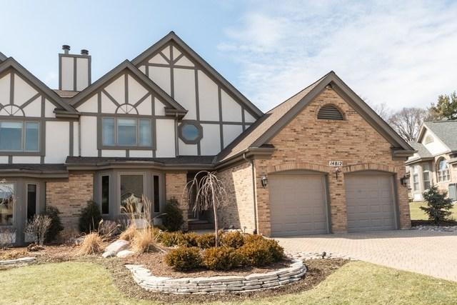 14812 Greenview Road, Orland Park, IL 60462 (MLS #10312621) :: Berkshire Hathaway HomeServices Snyder Real Estate