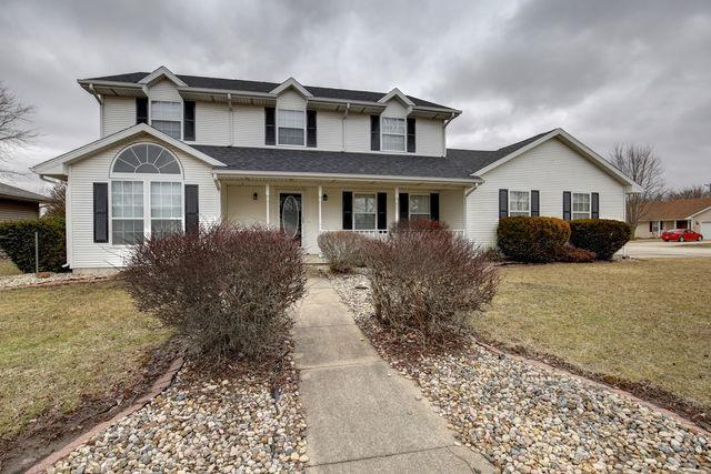410 Laurel Drive, ST. JOSEPH, IL 61873 (MLS #10312698) :: Ryan Dallas Real Estate