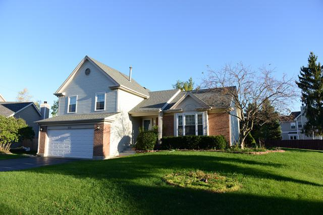1318 Devonwood Court, Buffalo Grove, IL 60089 (MLS #10312729) :: Helen Oliveri Real Estate