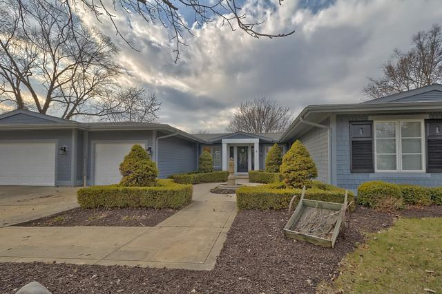 4006 Clubhouse Drive, Champaign, IL 61822 (MLS #10312786) :: Janet Jurich