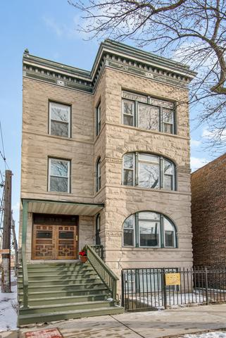 1143 N Damen Avenue #3, Chicago, IL 60622 (MLS #10312861) :: Property Consultants Realty