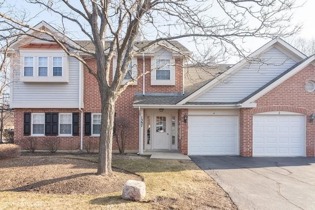 1397 E Evergreen Drive #3, Palatine, IL 60074 (MLS #10312897) :: Helen Oliveri Real Estate