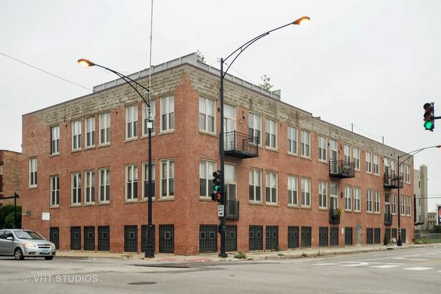 2300 W Warren Boulevard #2, Chicago, IL 60612 (MLS #10312903) :: Property Consultants Realty