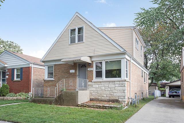 3937 Wesley Avenue, Stickney, IL 60402 (MLS #10313013) :: HomesForSale123.com