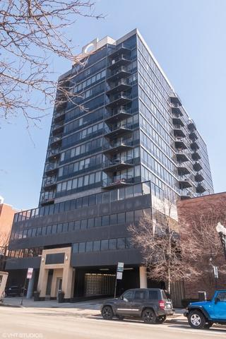 1309 N Wells Street #701, Chicago, IL 60610 (MLS #10313035) :: Property Consultants Realty