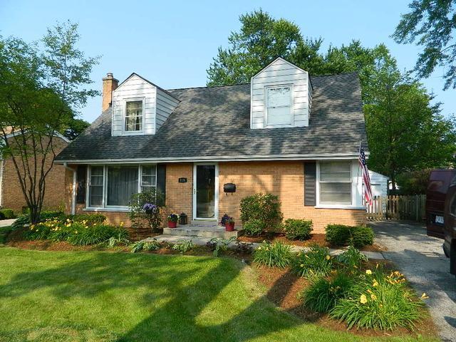 615 S Dunton Avenue, Arlington Heights, IL 60005 (MLS #10313036) :: Helen Oliveri Real Estate