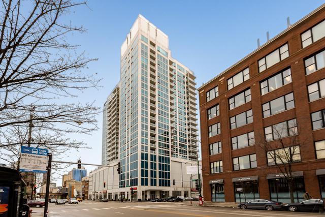 757 N Orleans Street #1105, Chicago, IL 60654 (MLS #10313053) :: John Lyons Real Estate