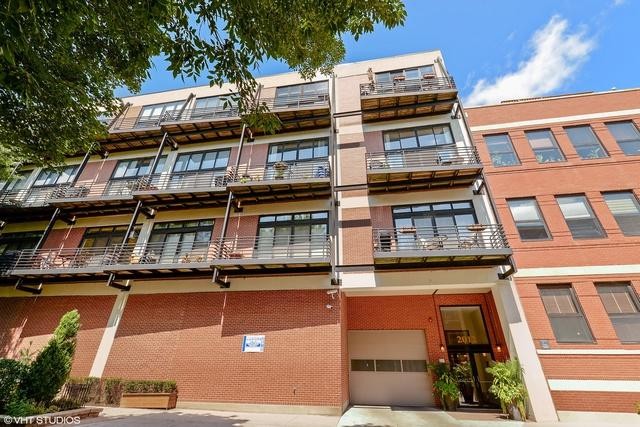 2012 W St Paul Avenue #407, Chicago, IL 60647 (MLS #10313057) :: Property Consultants Realty