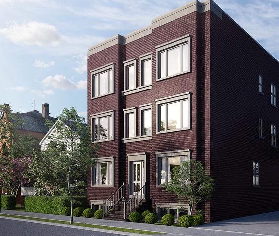 2742 N Hamlin Avenue 3N, Chicago, IL 60647 (MLS #10313096) :: Berkshire Hathaway HomeServices Snyder Real Estate