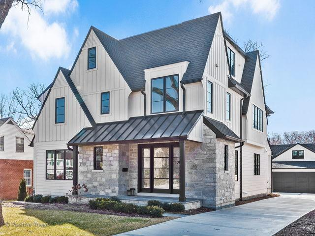 128 The Lane, Hinsdale, IL 60521 (MLS #10313117) :: Berkshire Hathaway HomeServices Snyder Real Estate