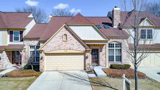 105 Versailles Court #105, Bloomingdale, IL 60108 (MLS #10313152) :: Berkshire Hathaway HomeServices Snyder Real Estate