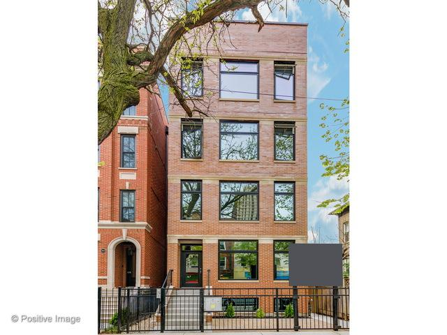 1930 N Sedgwick Street #3, Chicago, IL 60614 (MLS #10313157) :: Berkshire Hathaway HomeServices Snyder Real Estate