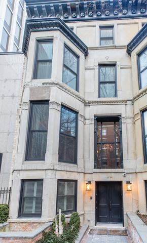 1234 N State Parkway, Chicago, IL 60610 (MLS #10313205) :: Property Consultants Realty