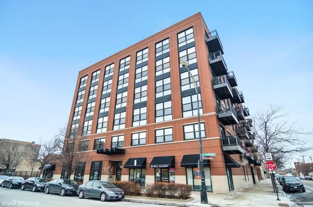 1260 W Washington Boulevard #508, Chicago, IL 60607 (MLS #10313213) :: Property Consultants Realty