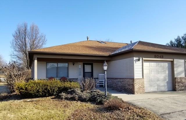 804 Coventry Lane B, Sterling, IL 61081 (MLS #10313254) :: Berkshire Hathaway HomeServices Snyder Real Estate