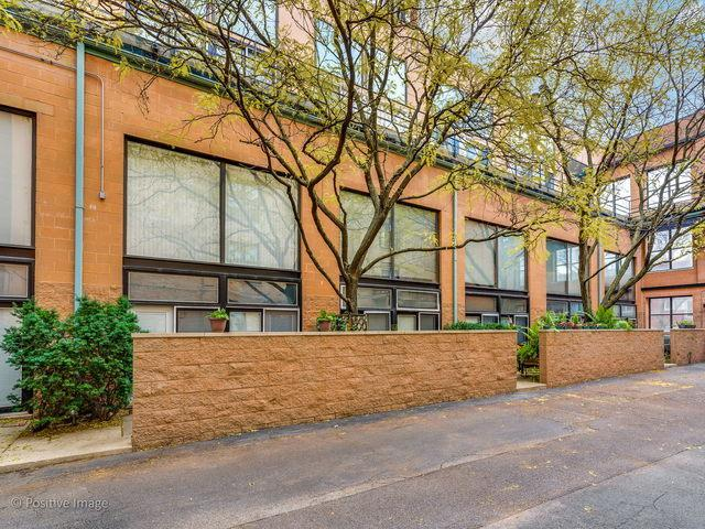 1760 W Wrightwood Avenue #114, Chicago, IL 60614 (MLS #10313271) :: John Lyons Real Estate