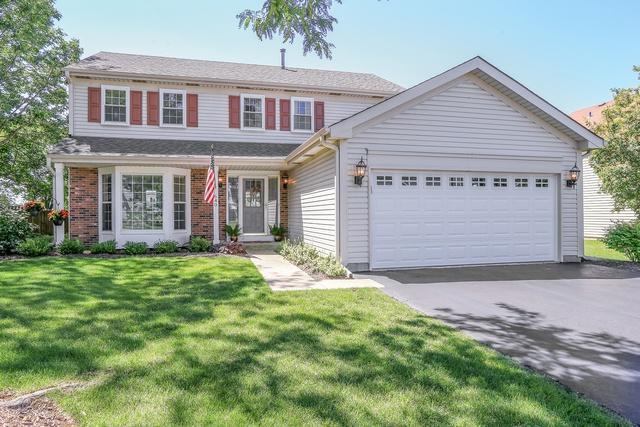 640 Waterford Court, Lake Zurich, IL 60047 (MLS #10313332) :: Helen Oliveri Real Estate