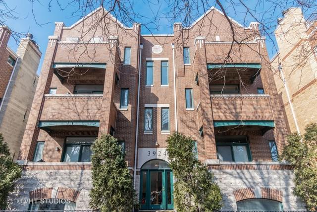 3924 N Southport Avenue 2N, Chicago, IL 60613 (MLS #10313393) :: Property Consultants Realty